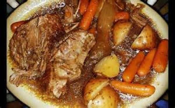Our Valentines Dinner ~ Irish Honey Pot Roast Recipe