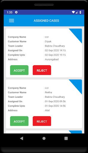 Captures d'écran AGPS FOS 2