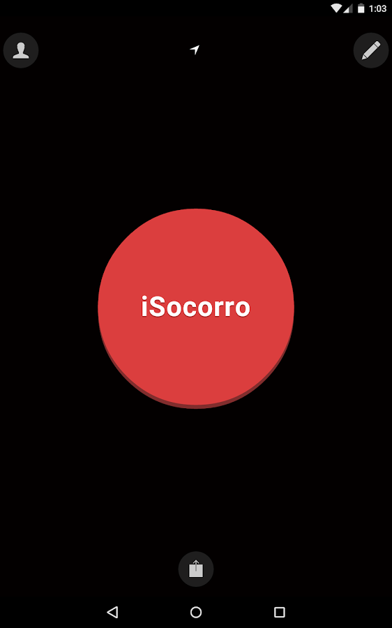 iSocorro- screenshot