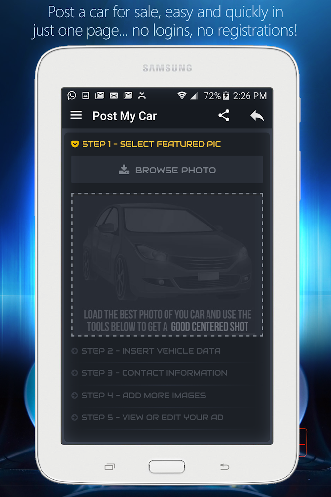 Cheap Cars For Sale - Autopten Android 22