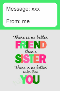Love You Sister Card Alkalmazások A Google Playen
