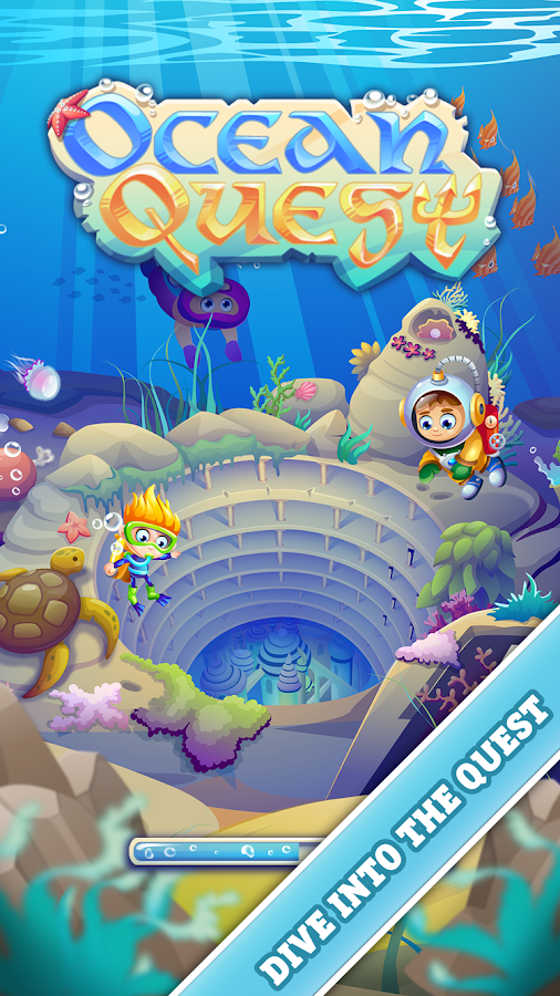 Ocean Quest- screenshot