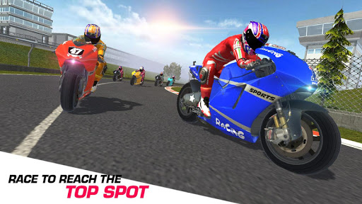 Bike Race - Extreme City Racing 4.0 screenshots 2