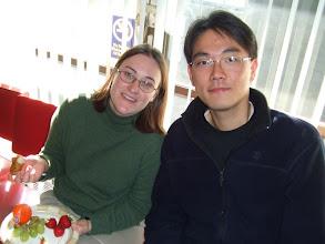 Photo: Moorea and Choong