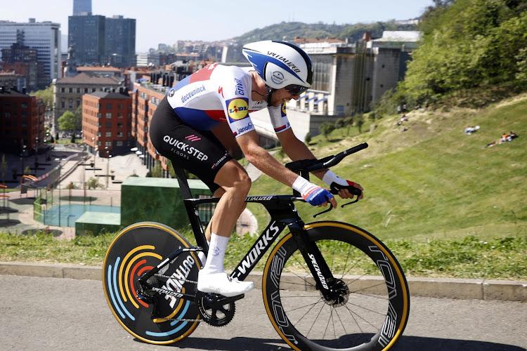UPDATE: Deceuninck-Quick.Step blijft Tsjechische tijdritkampioen in rangen hebben, Pogacar wint niet in Slovenië