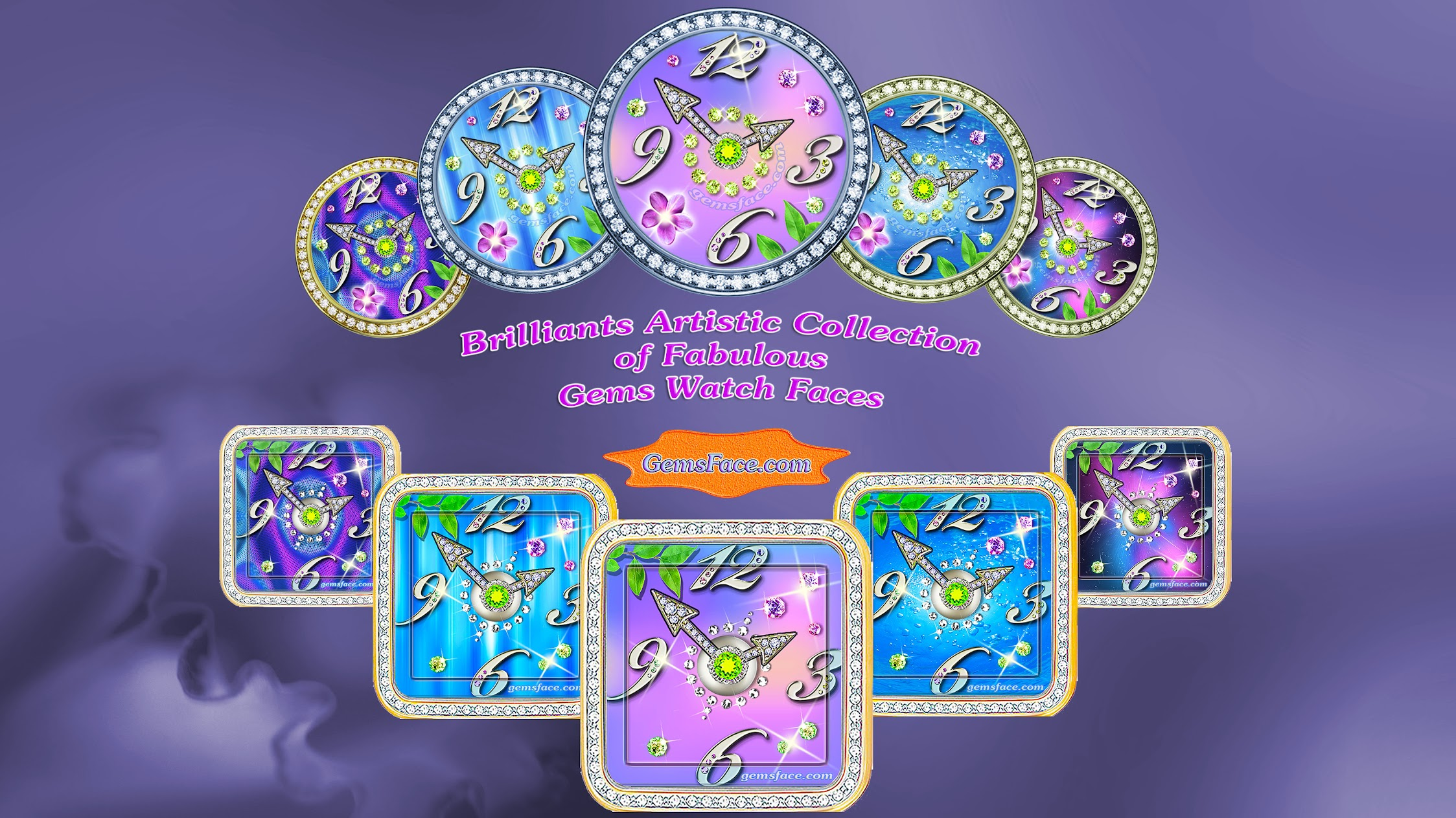 GemsFace.com (Gems Watch Faces)