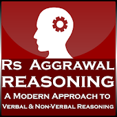Rs Aggarwal Reasoning ( Verbal & Non Verbal)