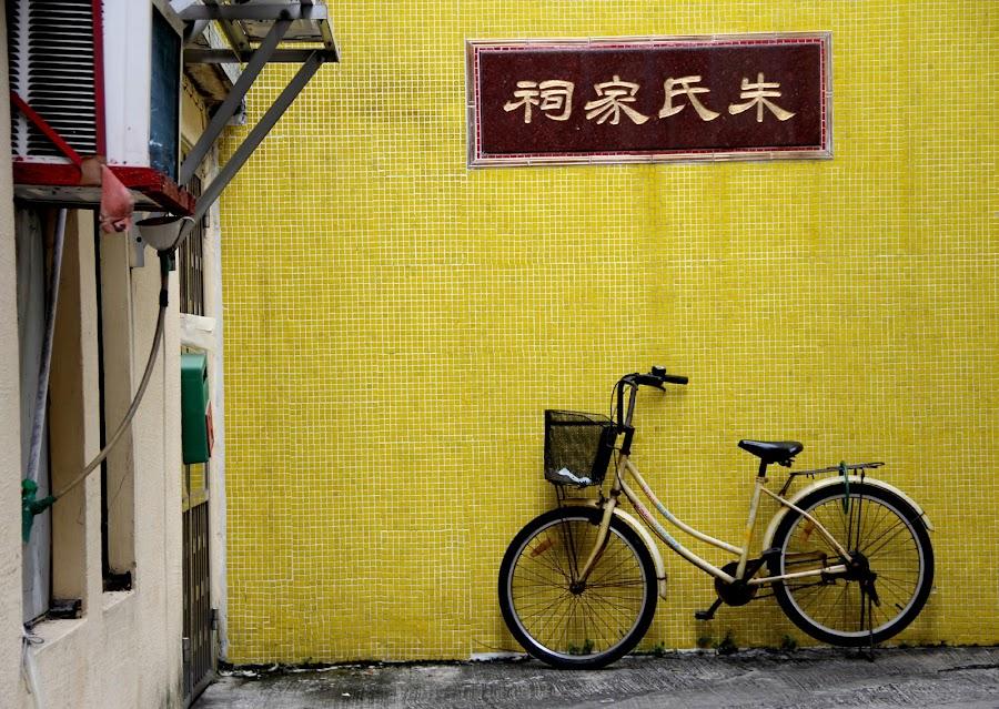 by Bianca Lau - City,  Street & Park  Street Scenes