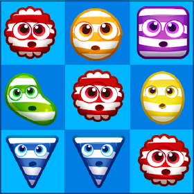 Candy Blast Match 3 Game