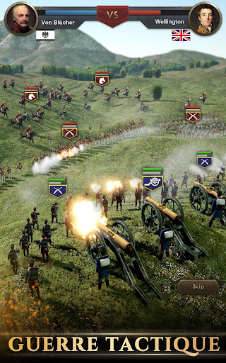 Code Triche Napoleonic Wars: Empires Rising APK MOD screenshots 4