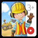 Tiny Builders Seek & Find Kids icon