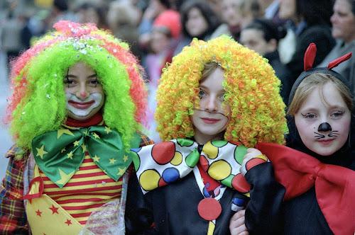Clowns di Domenico Cippitelli