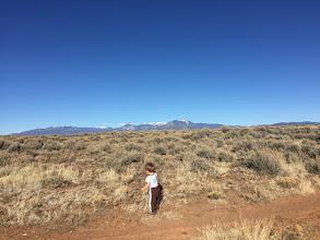 Photo: Taos Overlook (Slide Trail)