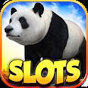 Panda Slot Machine Wild Game icon