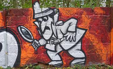 Photo: Inspector Clouseau