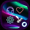 Neon Lines - Solo Theme icon