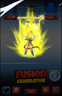 Fusion Generator for Dragon Ball - náhled