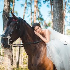 Wedding photographer Alena Bocharova (lenokM25). Photo of 26.09.2016