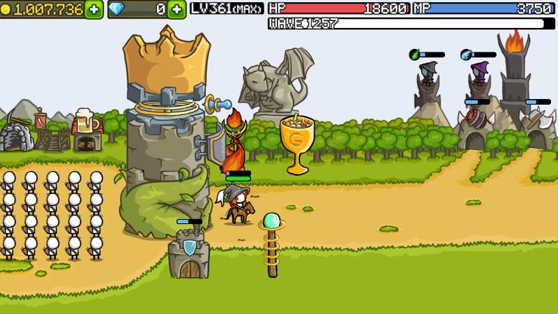 Grow Castle Screenshot 4