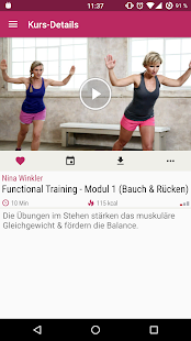 fitnessRAUM.de- screenshot thumbnail