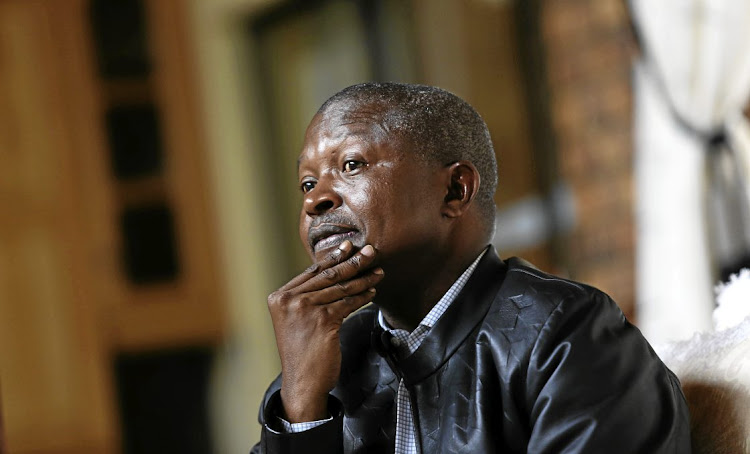 David Mabuza is one of the favourites.