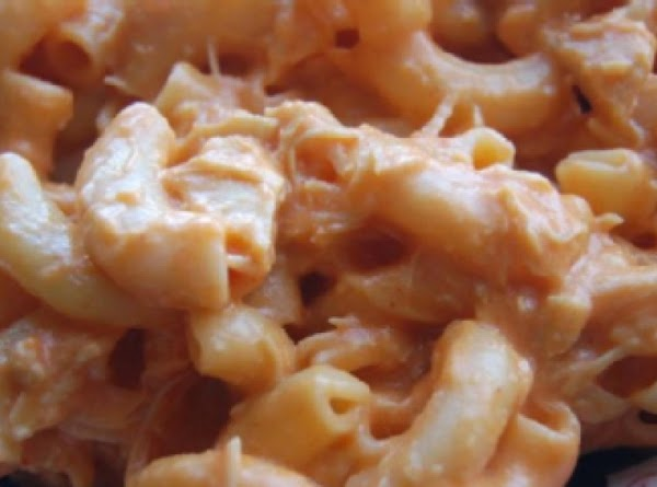 Buffalo Chicken Mac Recipe