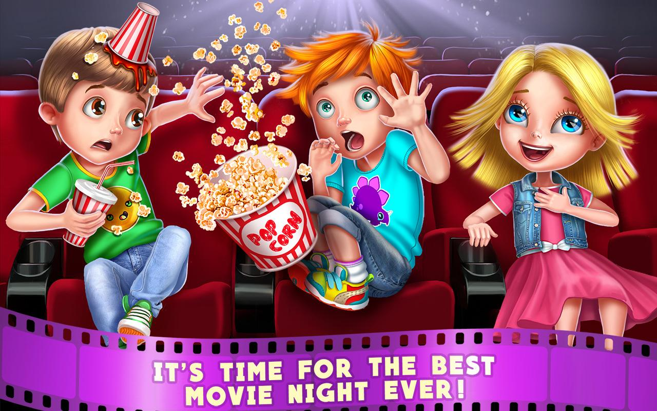 Uncategorized How To Make A Movie As A Kid kids movie night android apps on google play screenshot