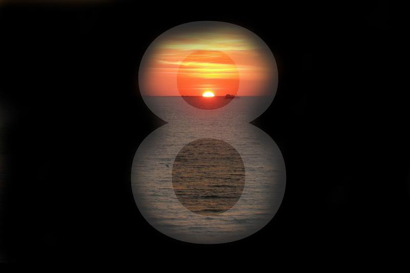 tramonto alle alle 20 di mauriziosettimi