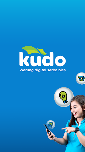 Kudo: Agen Pulsa & PPOB Bayar Tagihan Online Murah 95-RELEASE.20190701-2100 screenshots 1