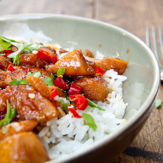 Thai Chicken Teriyaki Recipes
