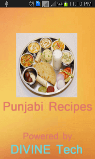 Punjabi Recipes Hindi