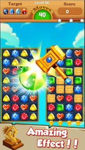 Switch Jewels Match 3: Adventure 3
