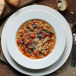 Vegetarian Minestrone Recipes