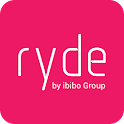 ibibo Ryde - Book AC Car Seats icon