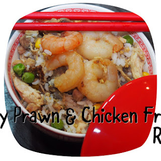 My Prawn & Chicken Fried Rice