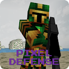 Pixel Fps - Gun defense icon