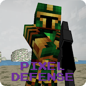 Pixel FPS - Gun Defense