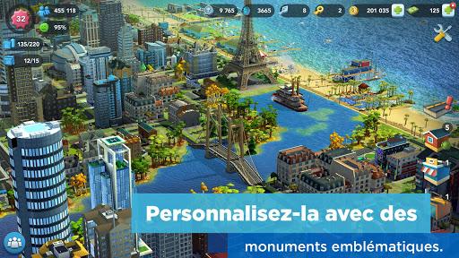 Code Triche SimCity BuildIt APK MOD (Astuce) screenshots 2