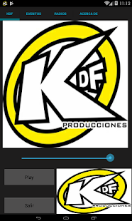 KDF Producciones - náhled