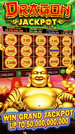 Dragon 88 Gold Slots - Free Slot Casino Games 1.5 screenshots 1