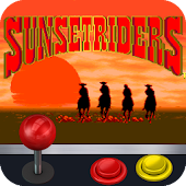 Code Sunset Riders arcade
