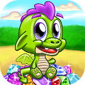 Dragon Jewel Quest – Tap Games icon