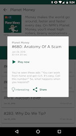 NPR One Screenshot 4