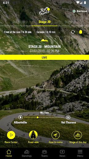 Tour de France 2019 7.2.2 screenshots 2