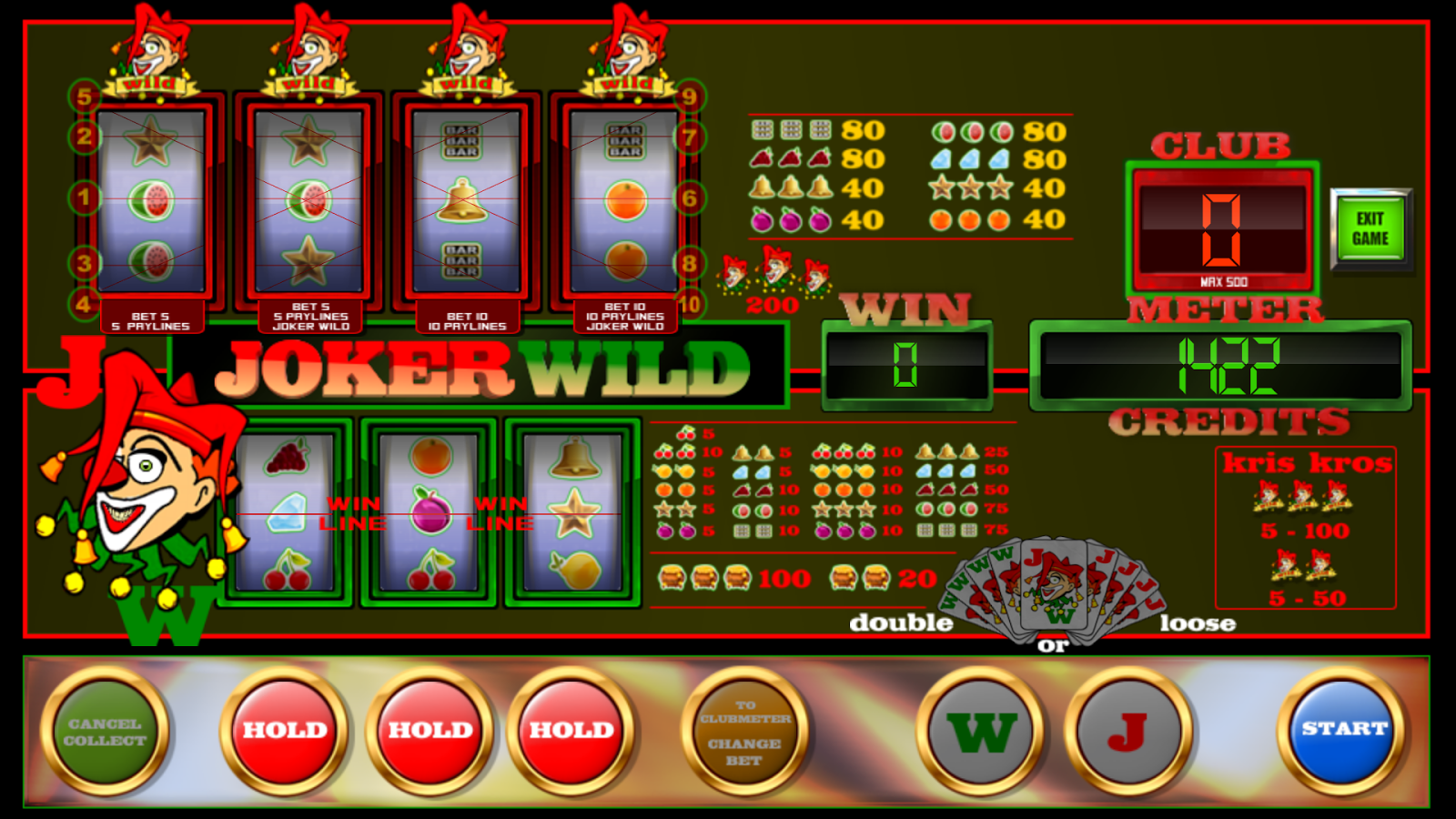 free slot machine joker