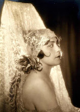 Photo: OLGA BAUER VON PILECKA (1887 - 1941). Mitglied der Wiener Staatsoper