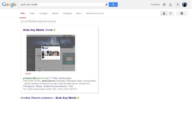 Google Search Preview