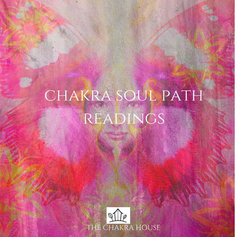 Chakra Soul Path Readings