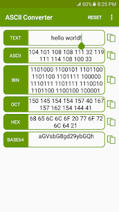 ASCII Converter – Text Encoder Apk Download 2