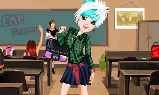 玩免費休閒APP|下載Middle School Emo app不用錢|硬是要APP